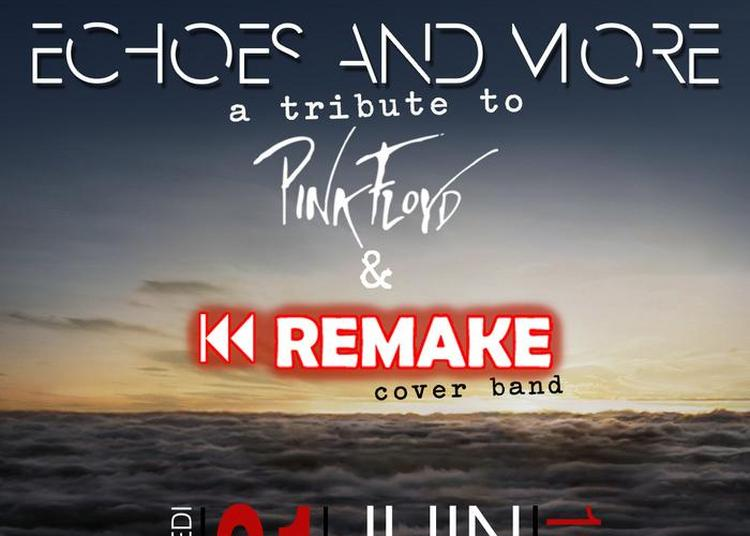 Remake Cover Band Et Echoes And More Tribute To Pink Floyd à Triel sur Seine