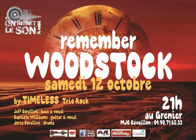 Remember Woodstock à Cavaillon
