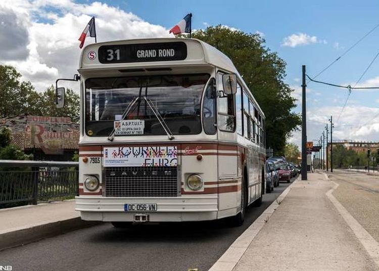 Remise En Service D'autobus Musée à Toulouse