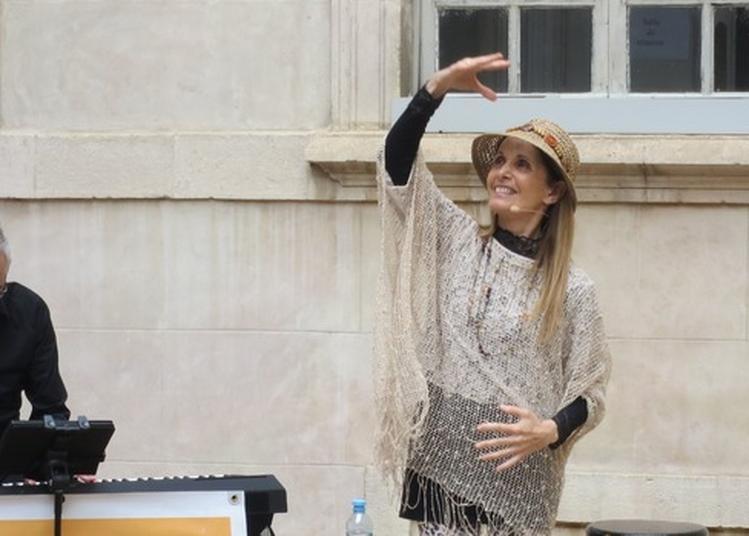 Renata Chante La Vie à Dijon