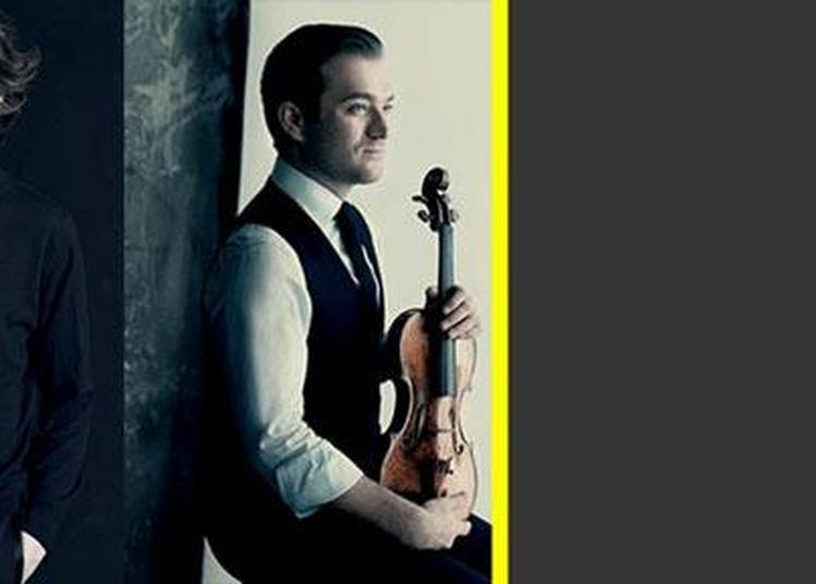 Renaud Capucon / David Fray à Lyon