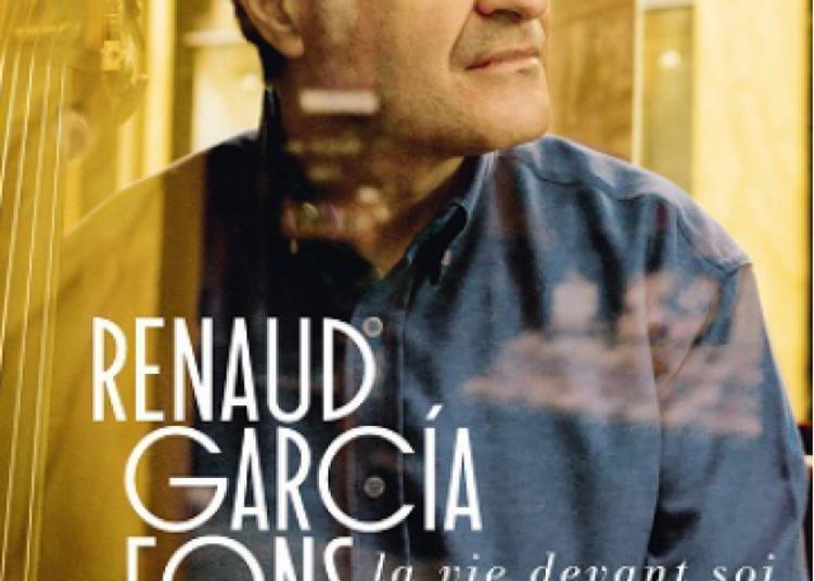 Renaud Garcia-fons à Paris 11ème