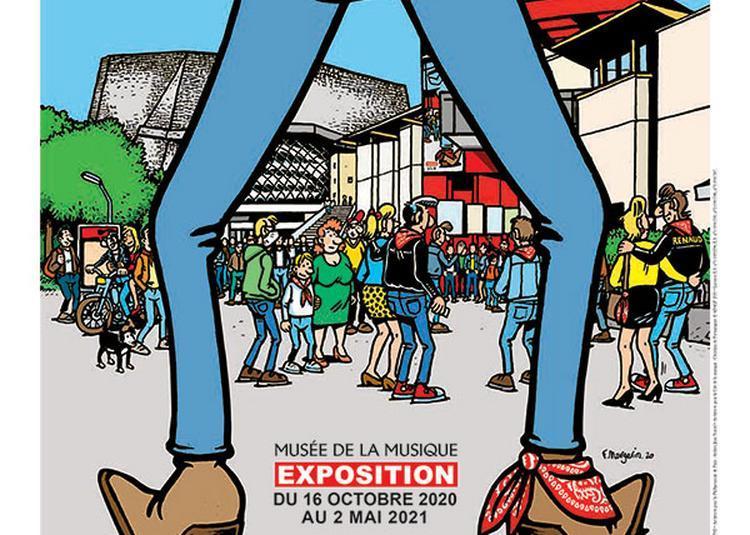 Renaud - Putain d'Expo ! à Paris 19ème