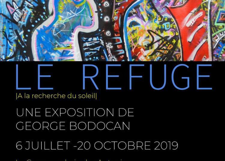 Rencontre Avec George Bodocan à Saint Marc la Lande