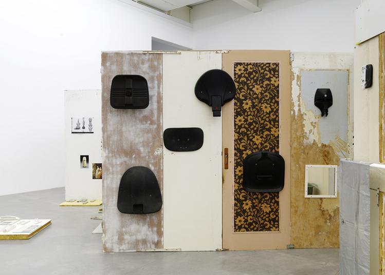 Rencontre Avec Géraldine Gourbe Dans L'exposition De Francesco Finizio à Rennes