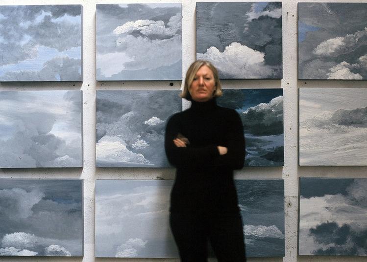 Rencontre Avec L'artiste Peintre Hilary Dymond à L'Isle sur la Sorgue
