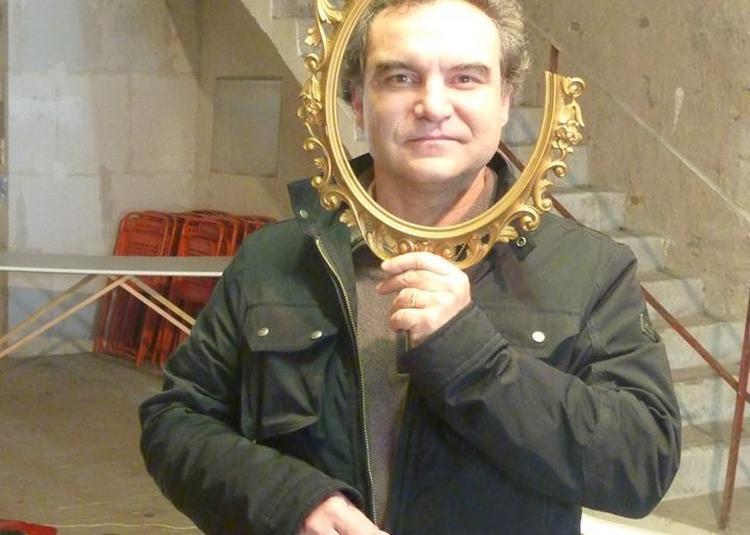 Rencontre avec l'auteur et artiste Bernard Vanmalle à Avignon