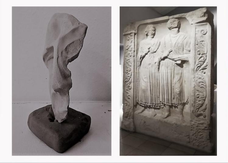 Rencontre Avec Les étudiants De L'esadhar, Exposition Du Minuscule Au Monumental à Rouen