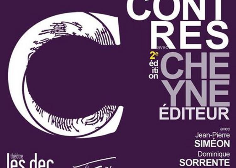 Rencontre Cheyne Éditeur à Paris 1er