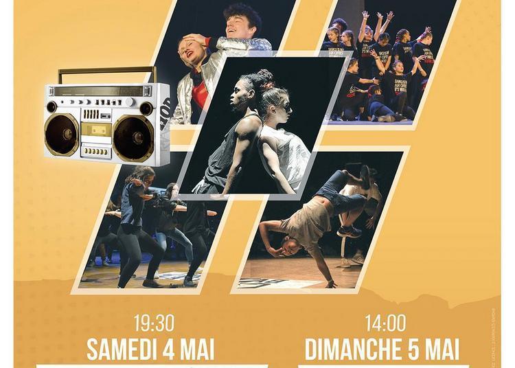 Rencontre chorégraphique // Week end hip hop en scène à Quimper