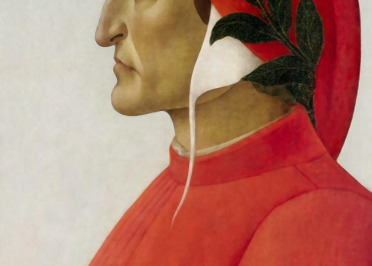 Rencontre Dante, La Comédie Illustrée à La Bibliothèque Ceccano à Avignon