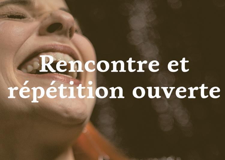 Rencontre et répétition ouverte : La Vie Parisienne - Jacques Offenbach à Rouen