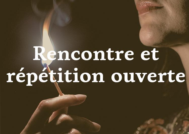 Rencontre et répétition ouverte : Le Trouvère - Giuseppe Verdi à Rouen