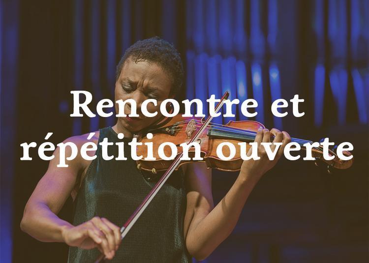 Rencontre et répétition ouverte : Stravinsky, Korngold - Ben Glassberg & Tai Murray à Rouen
