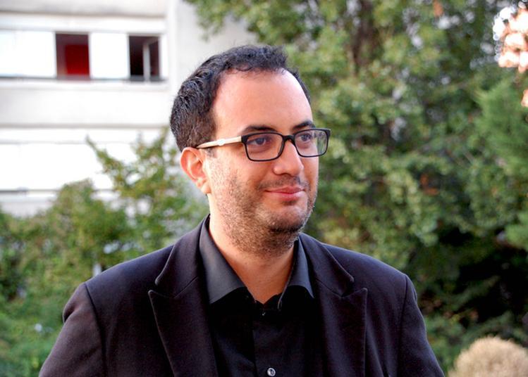 Rencontre / Lecture Avec Aymen Gharbi à Lattes