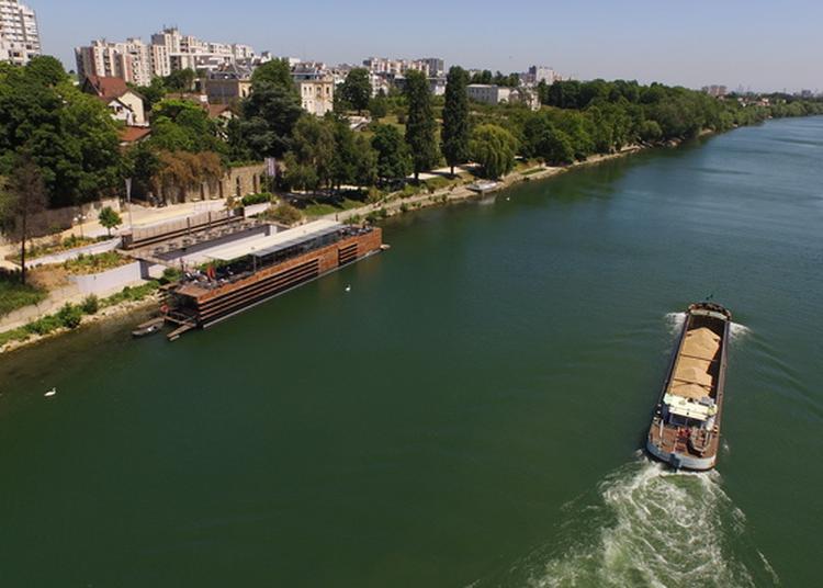 Rencontre Ludique Avec Les Berges De Seine à Epinay sur Seine