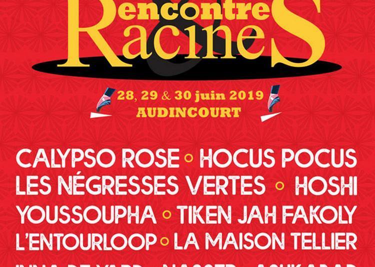 Rencontres & Racines à Audincourt
