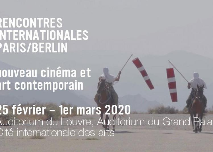 Rencontres Internationales Paris/Berlin 2020