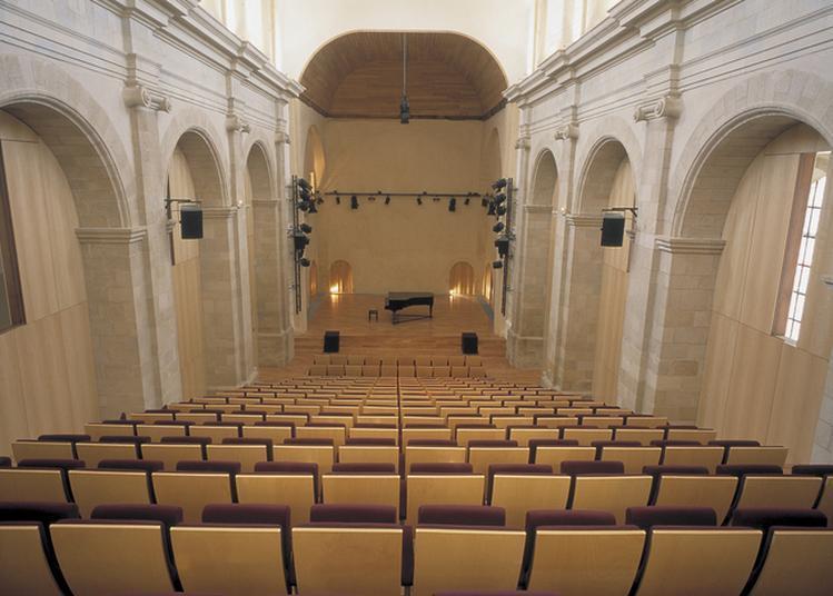 Rendez-vous à L'auditorium Du Couvent Des Carmes - Patrimoine Et Musique à Vannes
