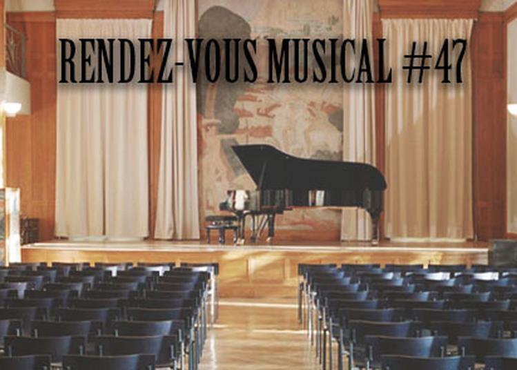 Rendez-vous Musical #47 à Paris 14ème