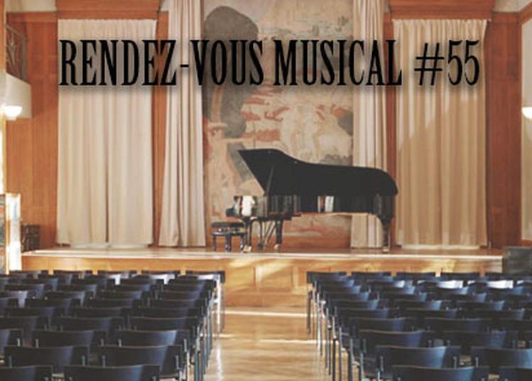 Rendez-vous Musical #55 à Paris 14ème