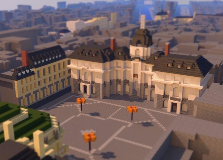 Rennes Craft : Construire Ensemble, La Ville Comme Terrain De Jeu