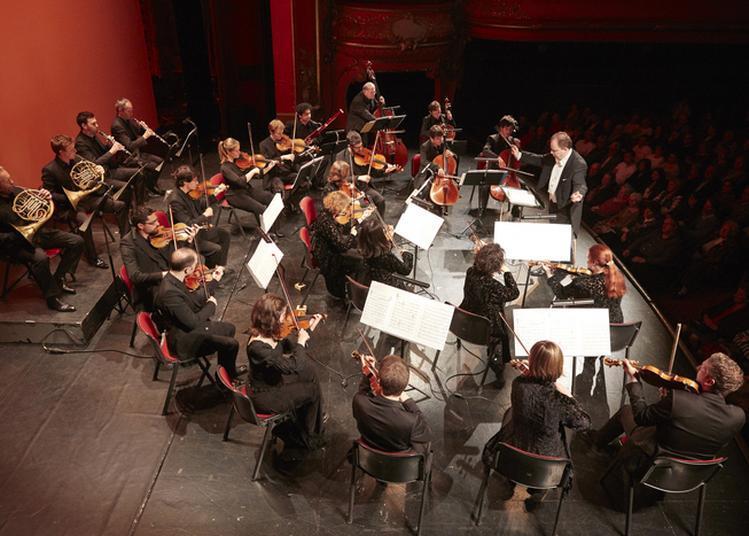 Répétition Orchestre Des Pays De Savoie à Annecy