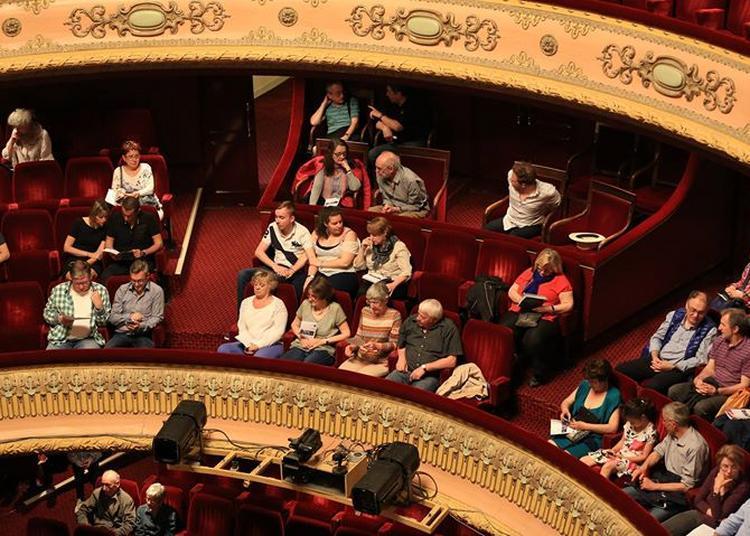 Répétition publique : Samson et Dalila à Metz
