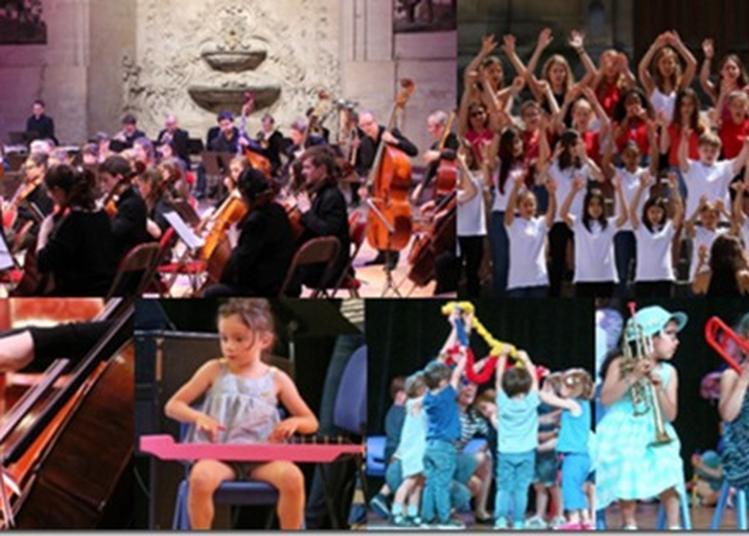 Représentations Musicales à Chantilly