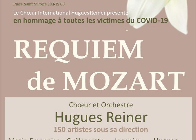 Requiem de MOZART à Paris 6ème
