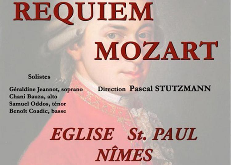 Requiem De Mozart A Nimes