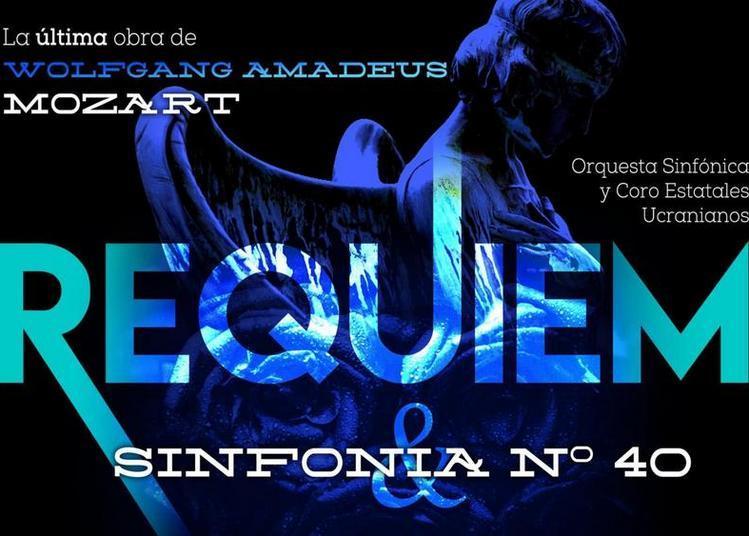 Requiem De Mozart à Granville