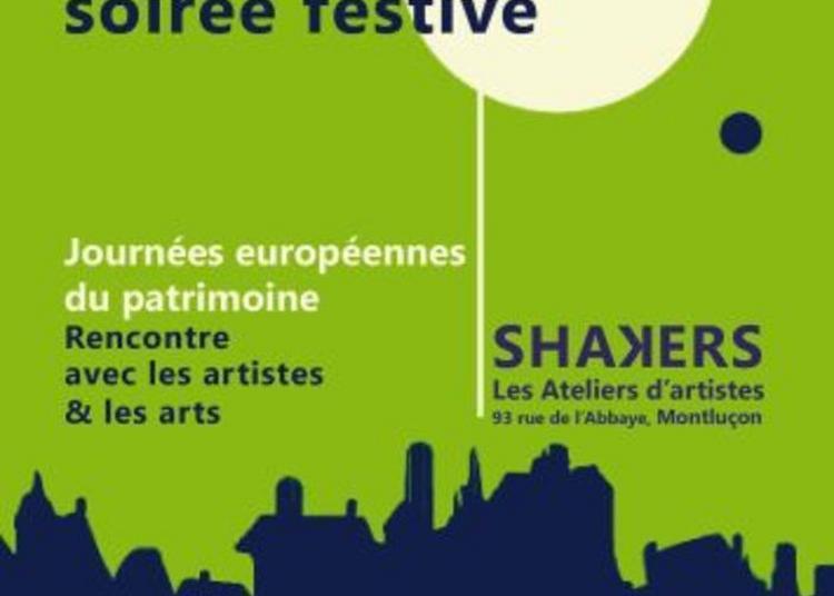 Résidence D'artistes Shakers - Montluçon à Montlucon