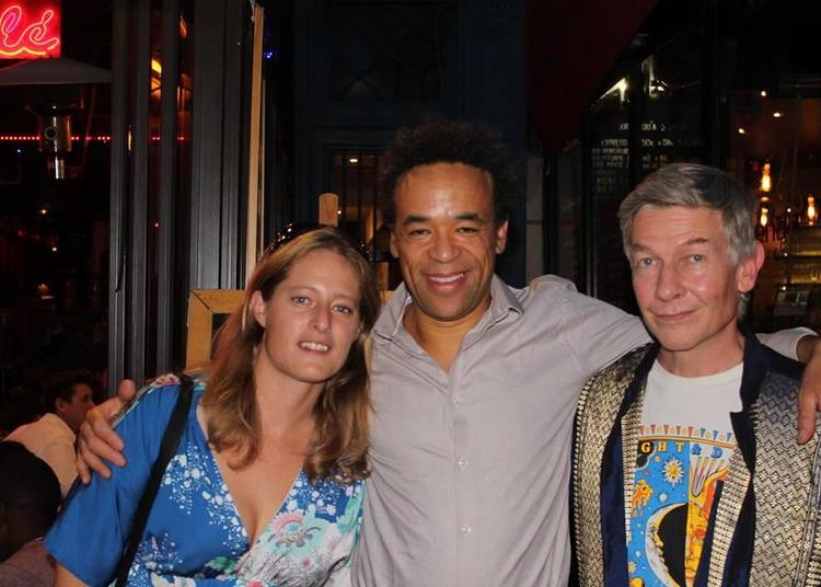 Résidence du Bruno Desplan Trio au Baiser Salé à Paris 1er