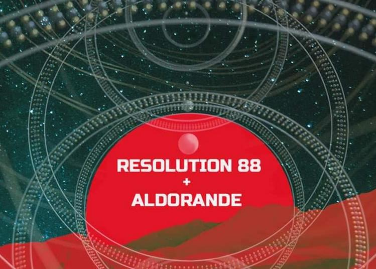 Resolution 88 + Aldorande à Paris 10ème