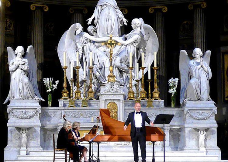 Resonances Baroques à Saint Gildas de Rhuys