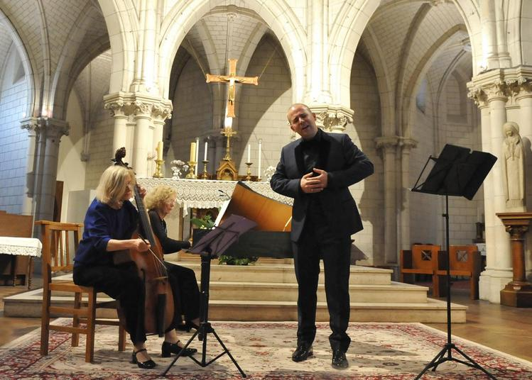 Résonances Baroques à Saint Gildas de Rhuys