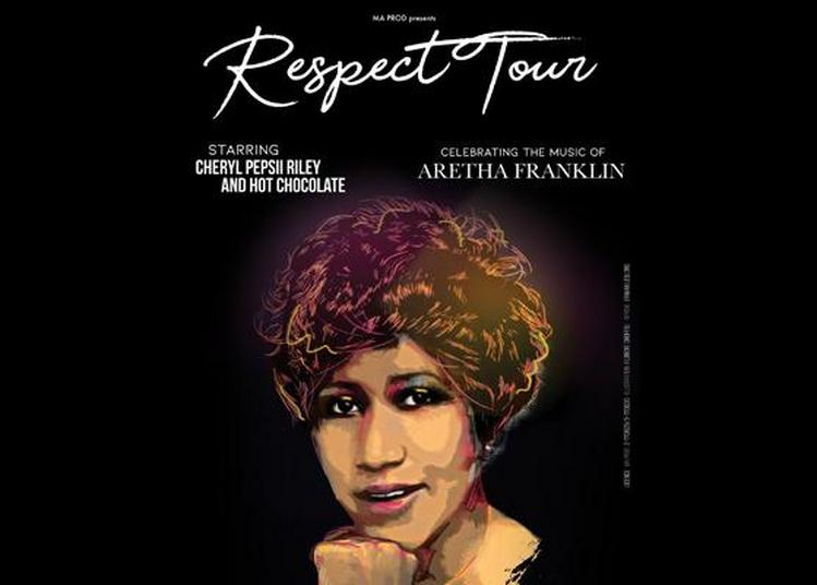 Respect Tour Tribute To Aretha Franklin à Bordeaux