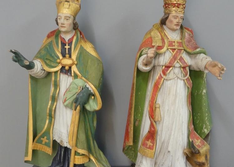 Restaurer Le Patrimoine Religieux. à Quimperle