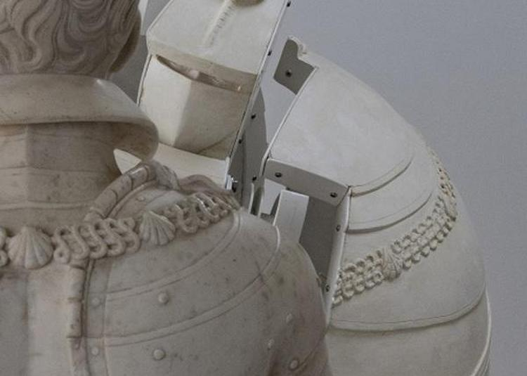 Rester De Marbre, Etienne Poulle, Sculptures à Angers