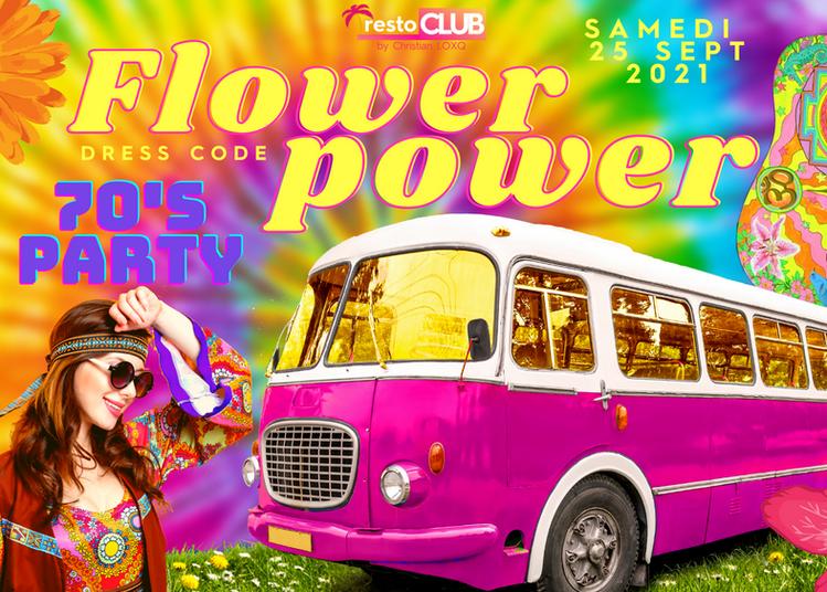 Restoclub | Flowerpower Hippie Dress Code à Brest