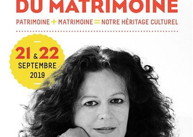 5e édition des Journées du Matrimoine à Paris 18ème