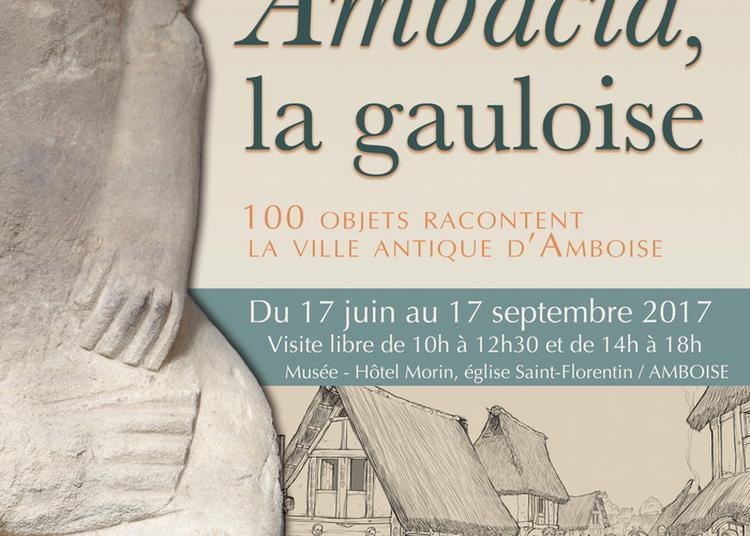 Résultats Du Concours De Dessin En Lien Avec L'exposition Ambacia, La Gauloise à Amboise