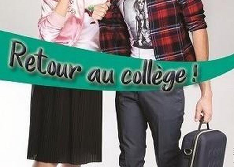 Retour Au College à Paris 3ème