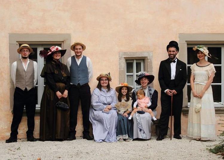Retour Dans Le Passé : Un Week-end En 1900 ! à Luxeuil les Bains