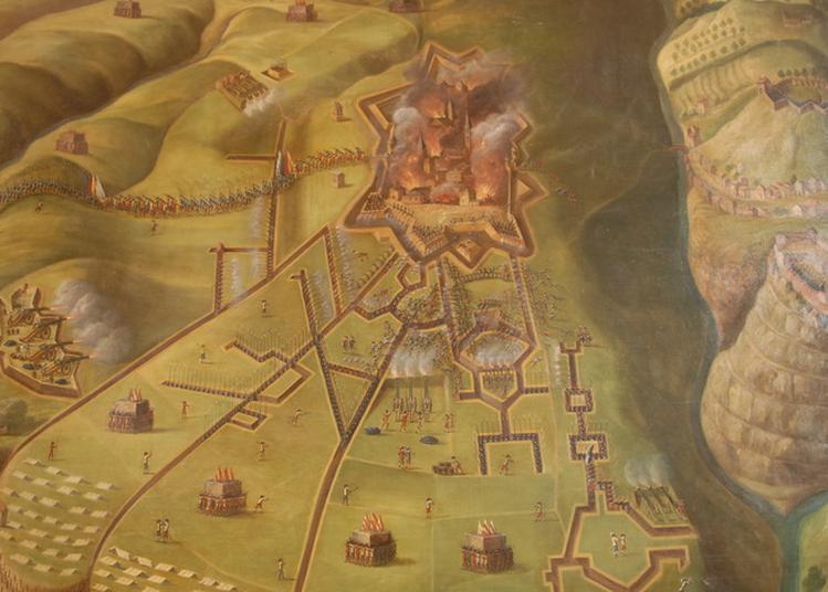 Retour En 1629, Revivez Le Siège De Privas