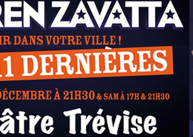 Réveillon avec Warren Zavatta à Paris 9ème