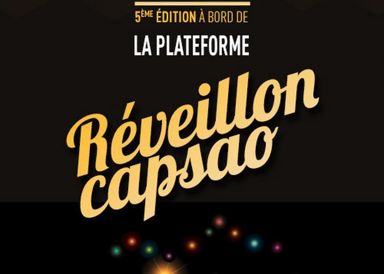 Réveillon CAPSAO 2017, Nouvel an 2018 ! à Lyon