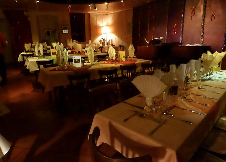 Réveillon de la St Sylvestre, Soirée Cabaret musique et café théâtre à Grenoble