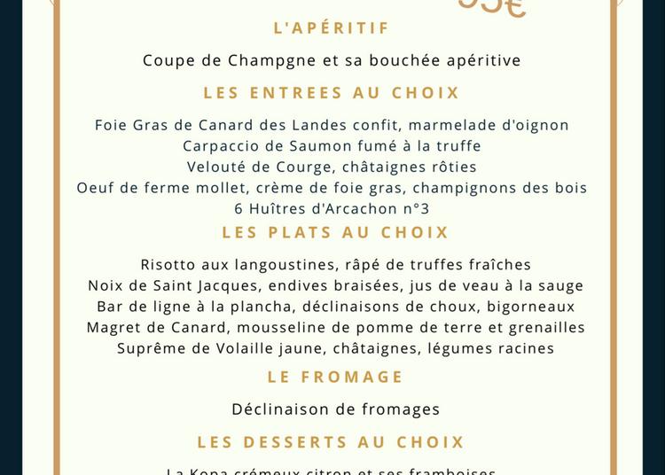Réveillon Saint Sylvestre Bordeaux